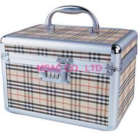 China Fashion Aluminum Carry Cases / Cosmetic Cases / Makeup Cases Professional on sale