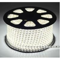 China 110V LED Flexiable Strips SMD5050 RGB white color IP65 14.4W IP68 100meters/roll factory