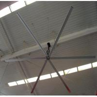 China Garage airport 6m diameter industrial Ceiling Fans HVLS Large Air Aerodynamic factory