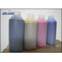 China Vivid Color Eco Solvent Inks Eco Friendly For Epson 1390 Desktop Solvent Printer factory