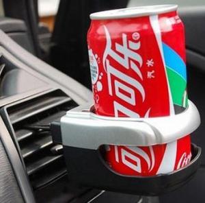 China Car cup holder air vent holder Bottle car drinking holder factory