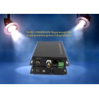 1CH HDCVI to fiber optical converter for 720p/1080p CVI over1SM/MM fiber transceive to 0~20KM  applied in CCTV system