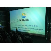 China 380V 9D Movie Theater For Commercial Shopping Mall Or Amusement Attraction factory