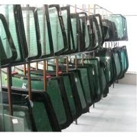 China Custom Pilkington, Saint Gobain, Curved Laminated Automobile Windshield Glass Replacement factory