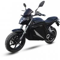 Buy cheap 4000W Electric Off Road Motorcycle , Electric Street Motorcycle Environmental Protection from Wholesalers