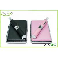 Buy cheap Colorful Evod E Cigarette Starter Kits 1300mah 1.6ml With Kanger eVod BCC Clearomizer from Wholesalers