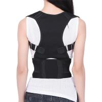 China Breathable Posture Corrector Brace / Lower Back Brace For Support factory