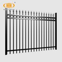 Buy cheap Low Price used wrought iron fencing for sale fence panels privacy from Wholesalers