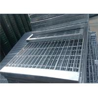 Buy cheap steel grid mesh flooring/galvanized steel grid/small metal grate/steel grating platform/used steel grating from Wholesalers