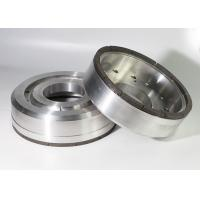 Quality Diamond Cup Metal Bond Grinding Wheels For Single Crystal Silicon Wafer for sale