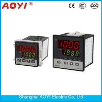 Quality 48*48mm  digital Temperature Controllers SSR output 220V thermocouple input wholesale