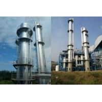 China Simple Process Two Column Alcohol Distillation Equipment Mature Technology factory