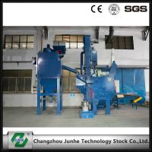 Buy cheap Wheel Abrator Automatic Shot Blasting Machine Industrial Shot Blasting Equipment from Wholesalers