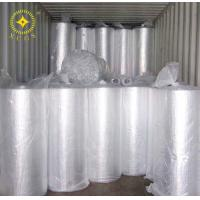 China Double Sided Aluminum Foil Bubble Thermal Insulation Material/ Double Sided Reflective Foil Insulation For Roof And Wall on sale