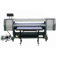 China Digital UV Flatbed Printing Machine High Speed For Home Decoration Industry factory