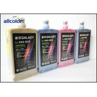 China 1000ml Eco Solvent Inks Smell Less For Roland / Mimaki / Mutoh Printer factory