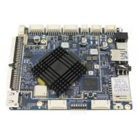 Buy cheap EMMc 16GB RK3399 Board Linux OS Multi - Channel USB Interface 500W Pixels from Wholesalers