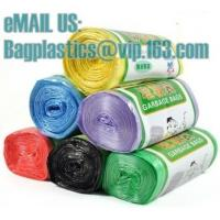 China LDPE black bags, nappy bags, nappy sack, diaper bag, alufix, rubbish bag, garbage factory