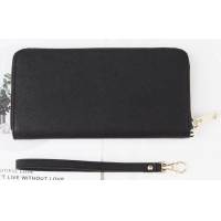 China Fashion Polyester  22cm Personalized Zipper Wallet factory