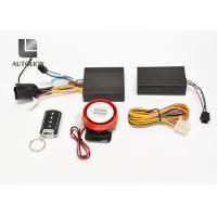 China Overspeed Alert Vehicle Gps Tracking System With Mute Arm , Remote Controller factory