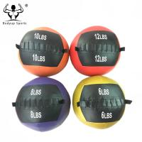 China Durable PVC Slam Ball Medicine Ball With Sand Filled Balance Maintaining on sale