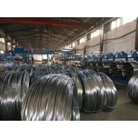 Buy cheap High Carbon Spring Steel Wire Black Oiled or Galvanized 1.0 mm Flexible Duct from Wholesalers