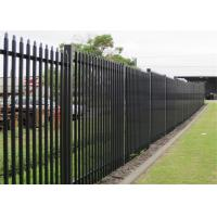 Buy cheap Akzo Nobel Powder Coate Garrison Fence Panels 2100mm*2400mm 80 Microns from Wholesalers