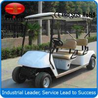 Buy cheap 4sealter golf cart for sale In China from Wholesalers
