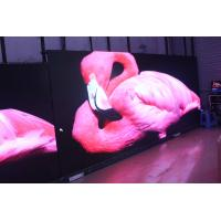 Buy cheap P7.62mm Indoor LED Video Wall , LED Curtain Wall Display Hang Up Installation from Wholesalers