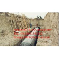 Nigeria Kenya Cameroun  Italy  Iran culvert balloon pneumatic tubular form for drain construction