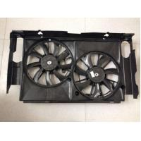 Buy cheap Custom Car Cooling Fan High Performance , 12v / 24v Car Electric Cooling Fan Kit from Wholesalers