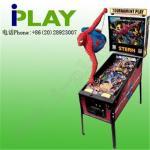 pinball game machine for sale(spiderman)