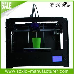 China Best Seller Large 3D Printer Prints Flexible Filament Dual Extruder 3D Printer on sale