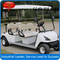 Buy cheap 2015 New ! Cheap 4 seats electric golf cart from Wholesalers