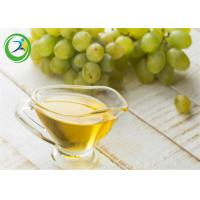 Buy cheap Pharmaceutical Materials Yellow Liquid Grape Seed Oil To Dissolve Steroid from Wholesalers