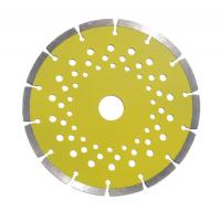 China 150mm Diamond Circular Saw Blade / Diamond Cutting Blade For Angle Grinder on sale