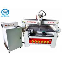 China Wood Carving 1325 Cnc Router Machine , Mini Wood Router With 4th Rotary Axis on sale