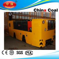 Buy cheap 3.5 Ton electric trolley mine locomotive flexible and convenient operation from Wholesalers