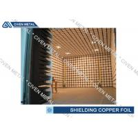 EMI / EMC Copper Shielding Foil / CCL FPC thin copper sheet