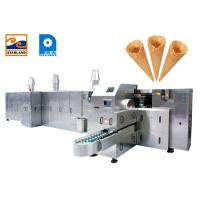 Buy cheap High Power Flexible Sugar Cone Machine For Standard Ice Cream Cone 10000PCS / Hour from Wholesalers