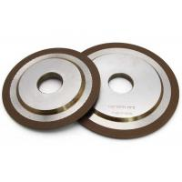 Buy cheap Resin Bond Diamond Abrasive Grinding Disc 14E1 Saw Blade Teeth Sharpening Use from Wholesalers