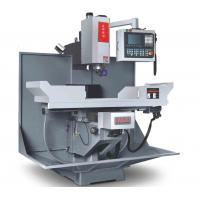 Quality High Efficiency Turret Milling Machine X Y Z Axis Linear Way Fast Movement for sale