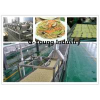 Buy cheap Big Capacity Noodles Processing Machine Fried Noodle Production Easy To Operate from wholesalers