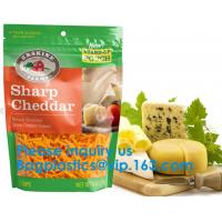 Buy cheap Recycled Eco Friendly Corn Starch Ziplock Stand Up Food Packaging 100% from wholesalers