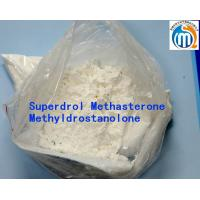 Buy cheap Hard Muscle Building Cutting Cycle Steroids Superdrol Methasterone Methyldrostanolone from Wholesalers