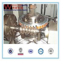 Buy cheap Custom Standard or Non-Standard CNC Machining Precision Worm Gear and Worm made by whachinebrothers ltd from Wholesalers