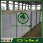 C2S art paper art board glossy/matt
