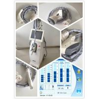 Buy cheap Dual Mono Polar IR RF Vacuum Roller Slimming Machine Fat Loss Stretch Mark Removal from Wholesalers