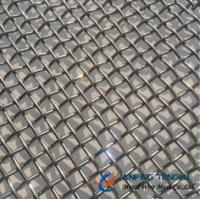 China 2.0-3.5mm Wire 5-30mm Aperture, Crimped Wire Mesh Used as Machine Guards factory
