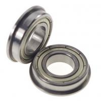 Buy cheap Custom F688ZZ Shielded Flanged Model Ball Flange Bearing High Speeds from Wholesalers